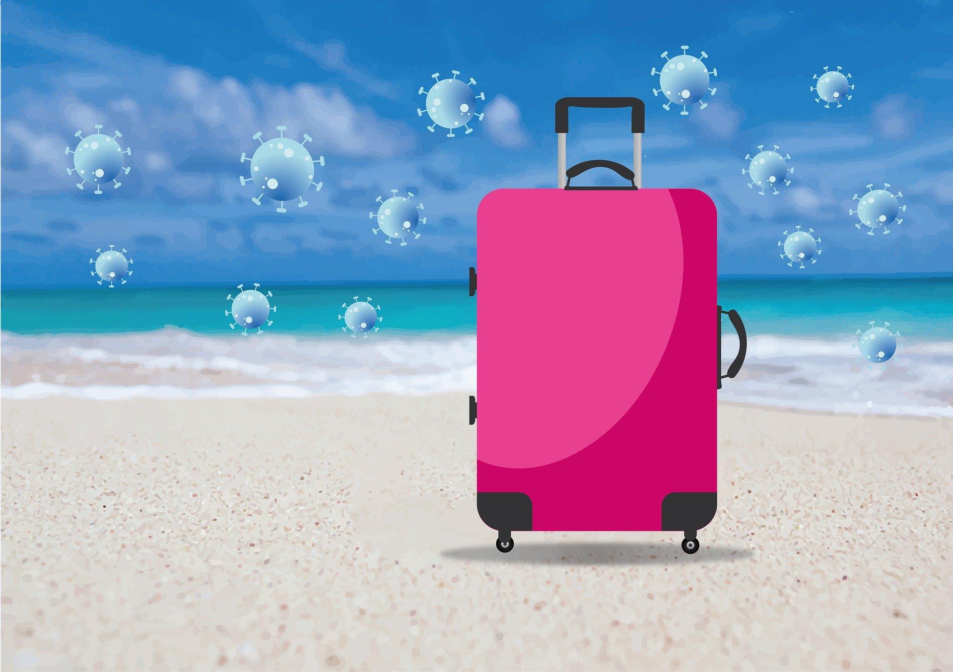 Vakantie in Corona tijd